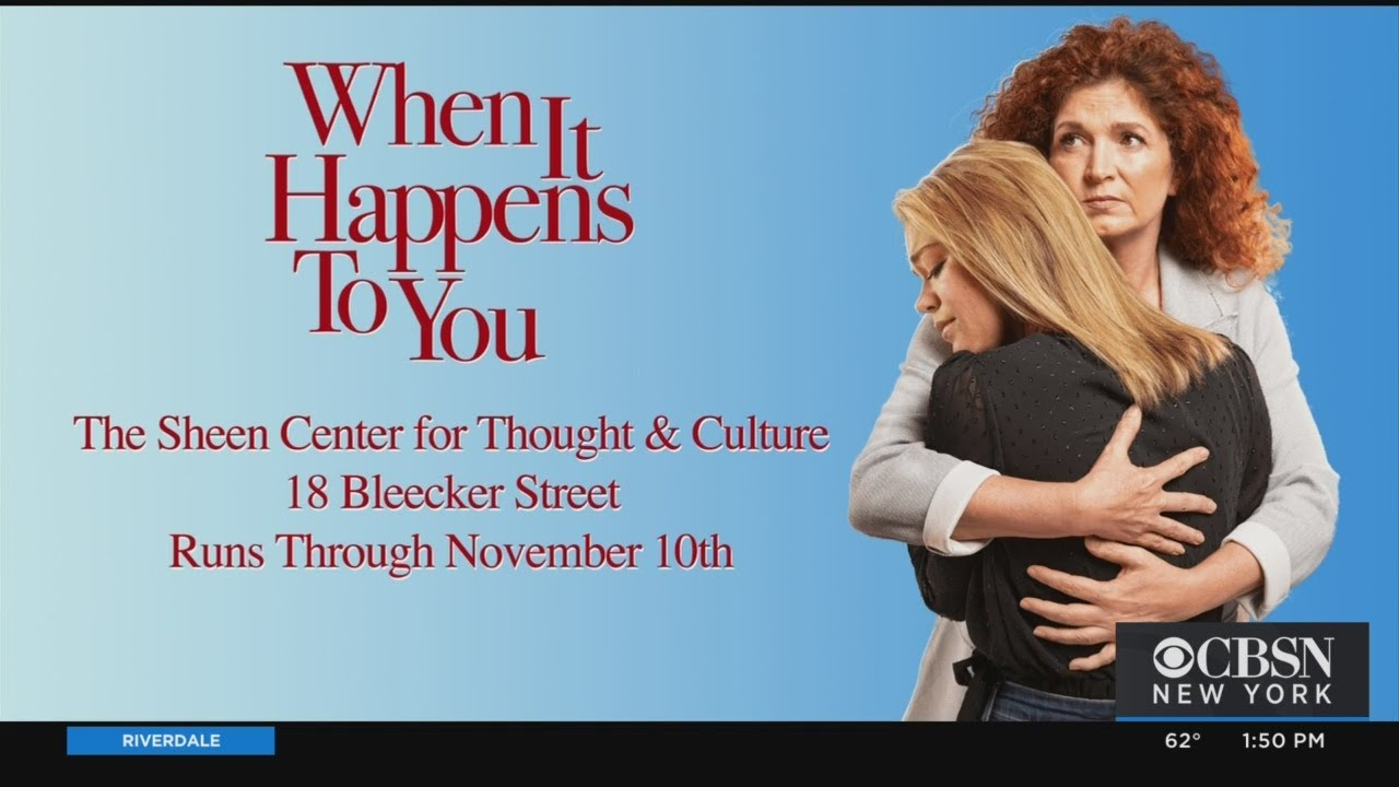 Tawni O'Dell Talks Real Life Tragedy In 'When It Happens To You'