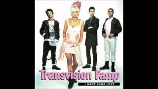 I Want Your Love remix Transvision Vamp