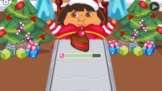 Толстая Даша ест (Fat Dora Eat Eat Eat) - прохождение игры