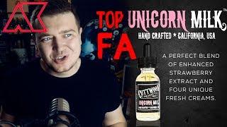 TOP Cuttwood Unicorn Milk на FA / Пиратский самозамес 2017/18