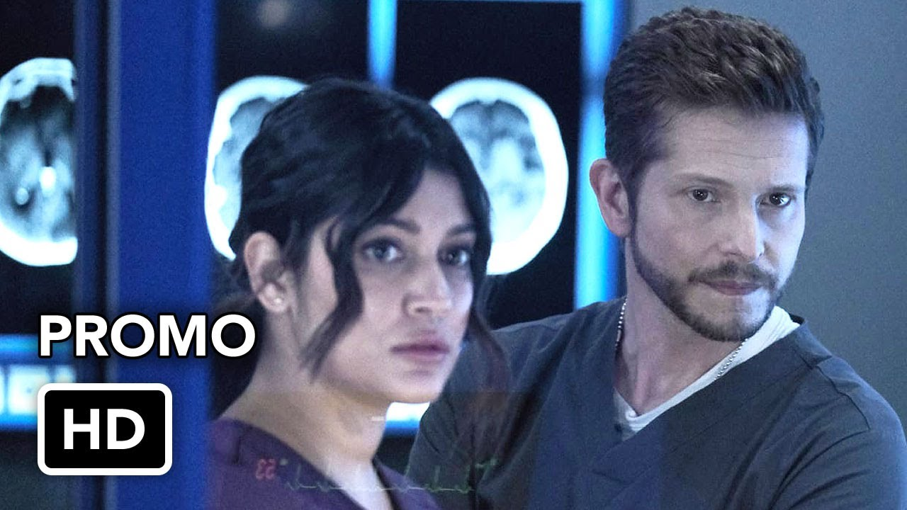 """Download The Resident 5x02 Promo """"No Good Deed"""" (HD)"""