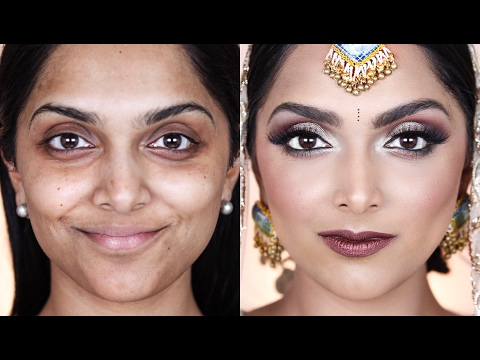 Step by Step Indian Makeup Tutorial   Sona Gasparian