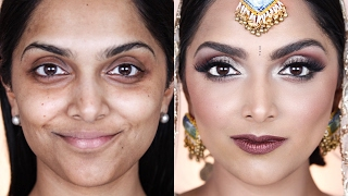 Hey loves! I'm so excited to share this Step by Step Indian Makeup ...