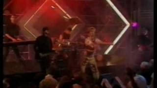 Blue Zoo-Cry Boy Cry - first TOTP appearance
