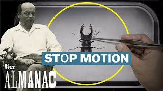 How stop motion animation began
