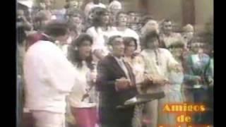 """Cantaré Cantarás (Resúmen) - """"Amigos de José José"""""""