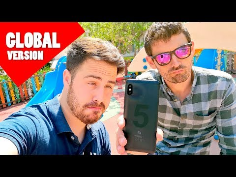 Unboxing del Xiaomi Redmi Note 5 Global