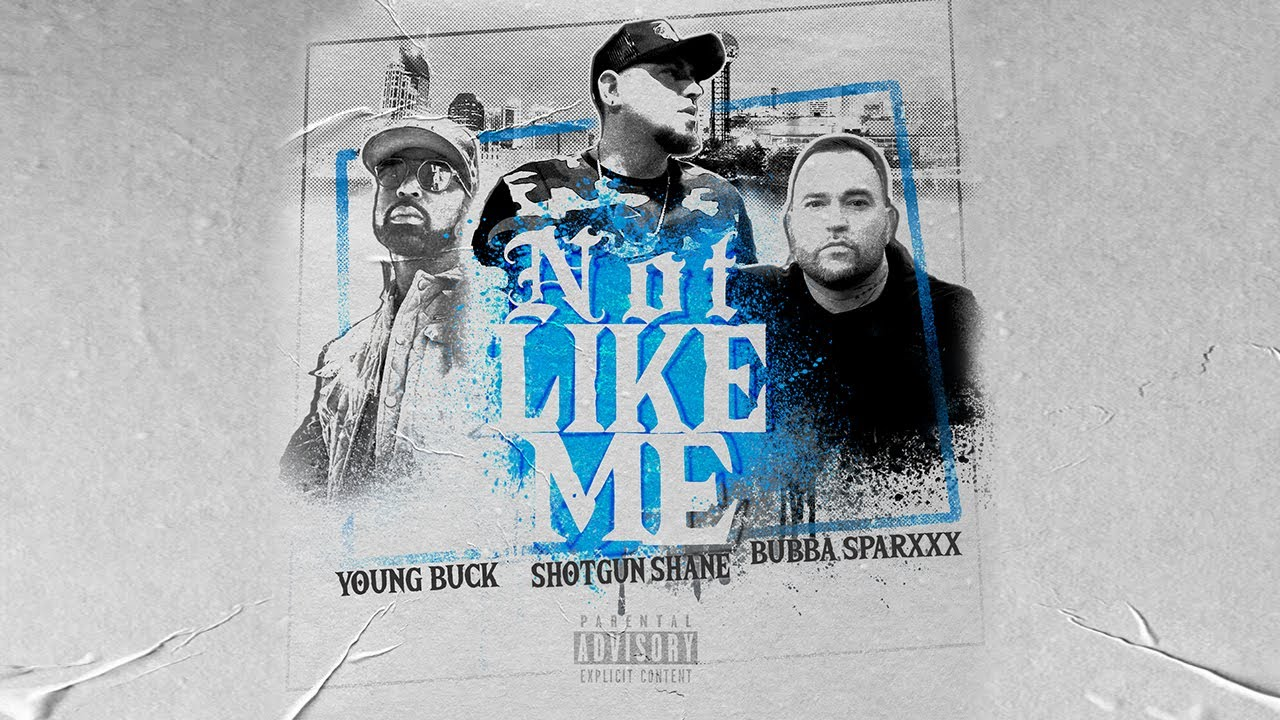 Not Like Me - Shotgun Shane, Young Buck, Bubba Sparxxx (Official Audio)