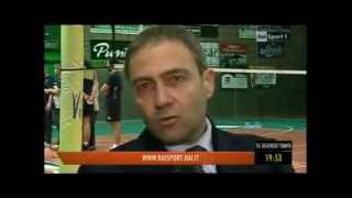22-02-2013: Servizio sulla NewMater dal tgrsport di raisport1