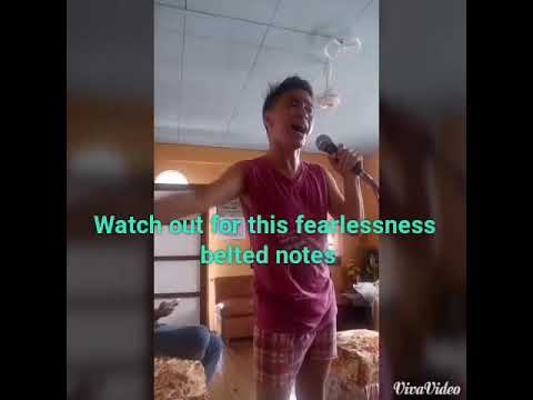 Compilation Of High Notes Belted- Regine Inspired - Castor Balacuit