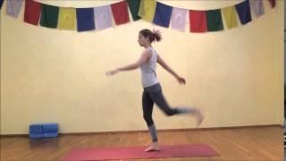 Волновая гимнастика