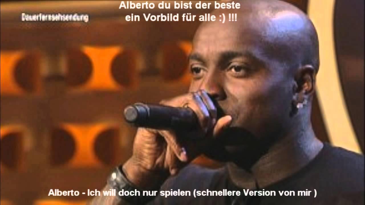Alberto Bruhn - Ich will doch nur spielen ( schnellere