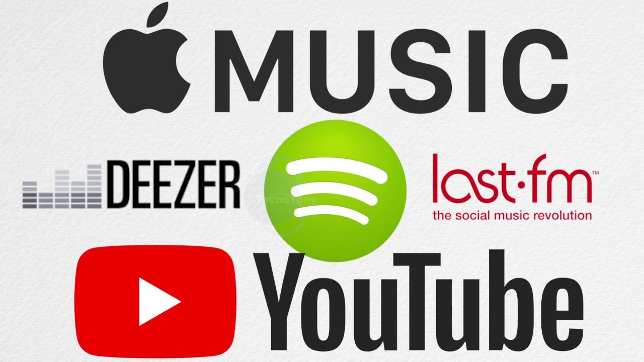 Pasar listas de Spotify a Apple Music, de Apple Music a Spotify (Youtube,  Deezer)