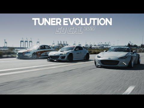 Tuner Evolution: SoCal 2019 | HALCYON (4K)