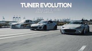 Tuner Evolution SoCal 2019 HALCYON (4K)