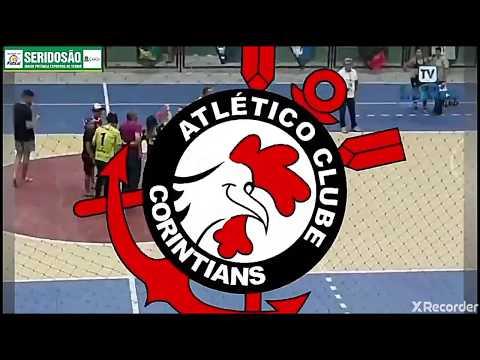 Coríntians de Caicó Bi-Campeão do Seridosão(Feminino) - Coríntians-RN 2x1 Angicos-RN