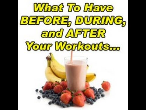 Post Workout Nutrition For Fat Loss 53