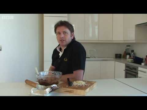 James Martin's kitchen disasters - James Martin Interview Exclusive- BBC