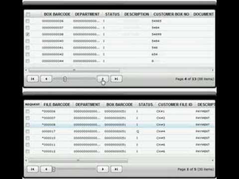 ComponentArt Template Grid Behavior