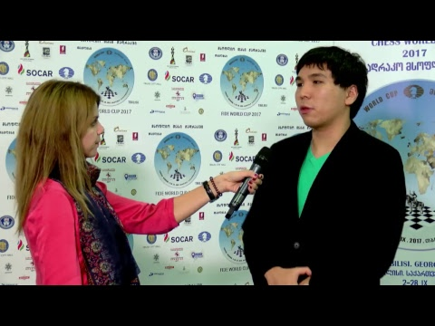 FIDE World Cup 2017 Tbilisi Semifinals Game 1
