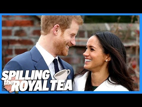 Royal Wedding Gifts and Guest Lists | Spilling The Royal Tea