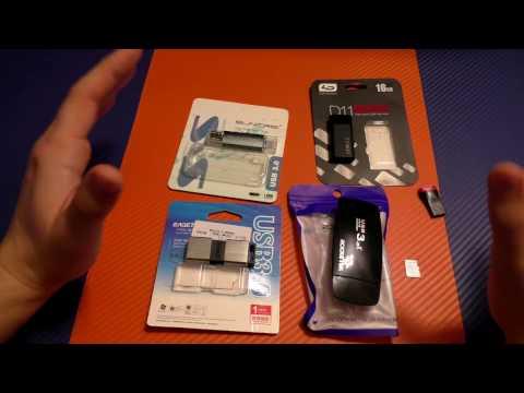Какую USB 3.0 флешку покупать на Aliexpress?