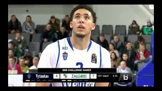 LiAngelo Ball And Lamelo Ball Debut With BC Vytautas Vs BC Zalgiris - Full Game Highlights