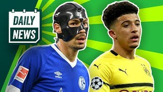 Schalke liegt in Trümmern! FC Bayern vs. RB! Stress in Wolfsburg und Köln? Rekordtransfer Sancho?