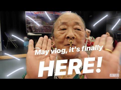 May Vlog: SISNU, Tori Bari, Basketball & MORE!