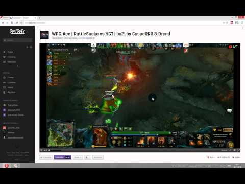 how to stop twitch tv from buffering