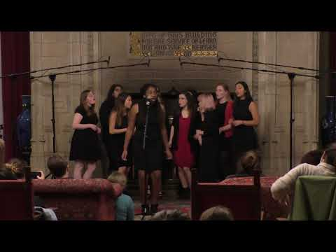 For Them (Emily King) A Capella Cover- Wellesley College Tupelos
