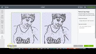 Cricut Users: How To Make A SVG From A Photo