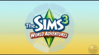 The Sims 3 World Adventures - iPhone Gameplay Video