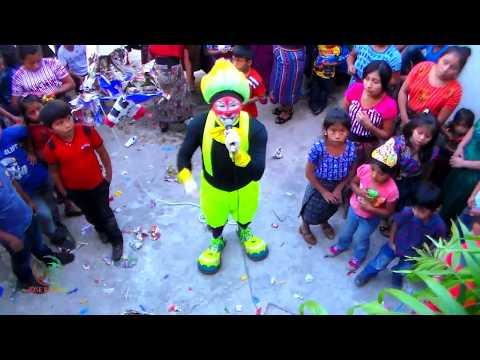 Show Diciembre en Pampojilá, San lucas Toliman