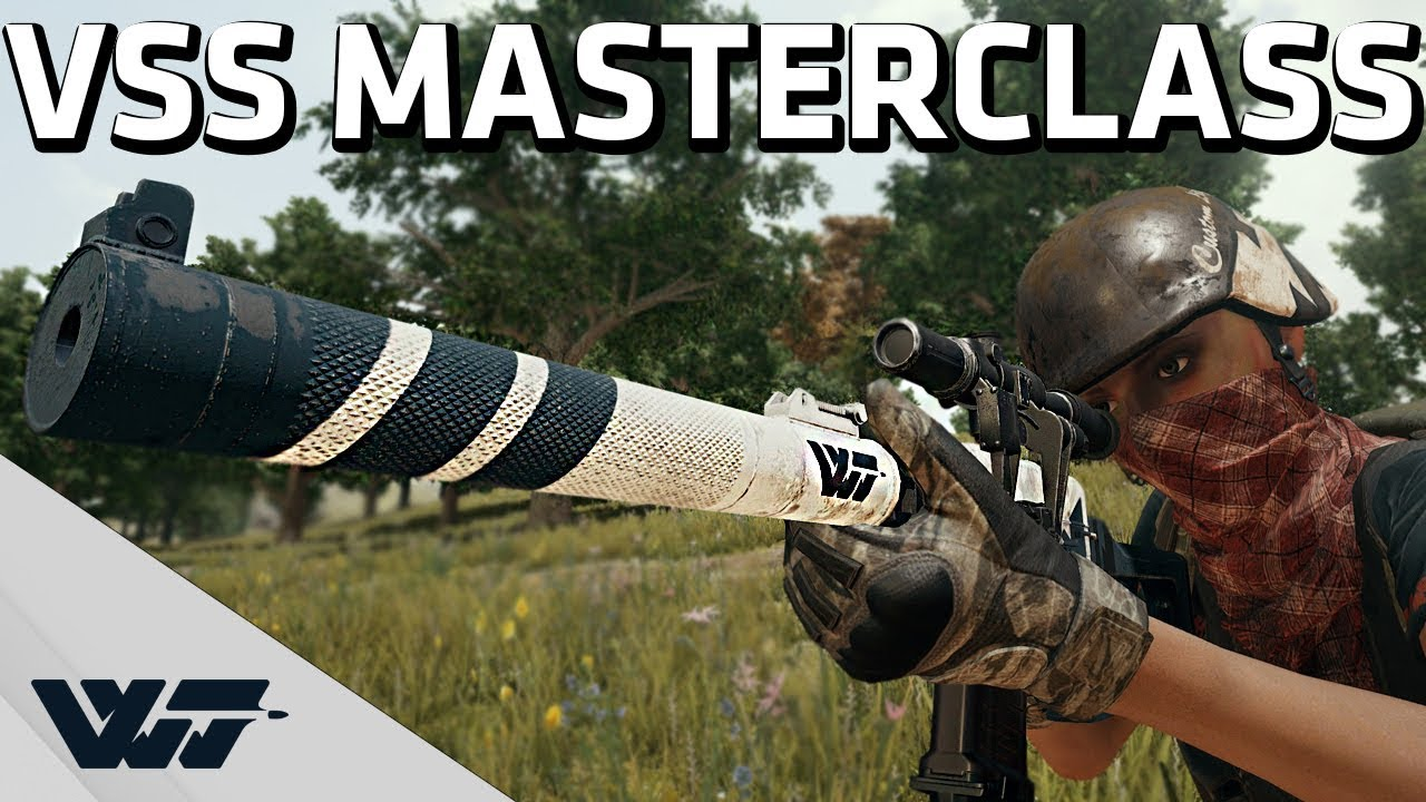 Download VSS MASTERCLASS - Mastering stealth sniping (Gameplay with Tips) - PUBG