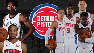bleacher report wants the Detroit Pistons to trade for Mike Conley
