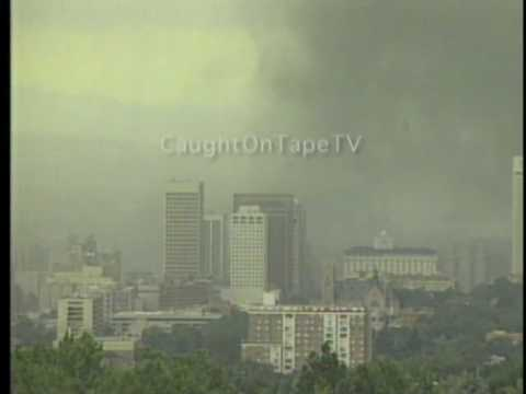 Tornado Strikes Salt Lake City
