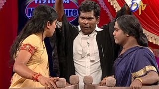 Jabardasth - Chammak Chandra Performance on 4th April 2013