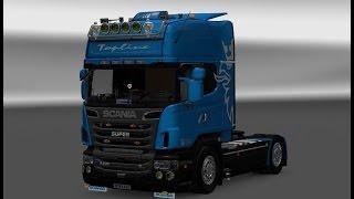 [ETS2] Scania R730 v4