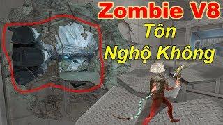 [ Bình Luận CFQQ ] Chơi Thử Map ZombieV8 Mới Nhất CFQQ | TQ97