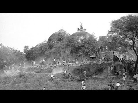Babri Masjid Demolition case: A timeline from 1885-2017
