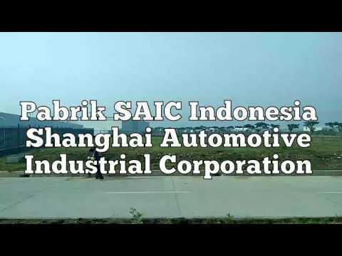 Pabrik Komponen Part Wuling Confero S satu lokasi SAIC - SGMW Motor Indonesia