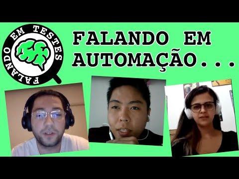 Falando em automação (testes de software)