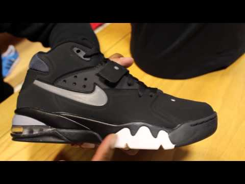 Air Force Max 2013 Shoe Review YouTube