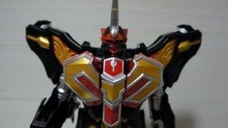 魔法戦隊マジレンジャー  炎の魔神 ファイヤーカイザー MahoSentai MajiRanger Firekaiser thumbnail