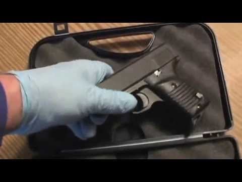 Cobra FS 380 Pistol Detailed Disassembly and Shoot