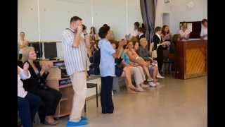 Мастер-класс классический танец, Ольга Крэйн