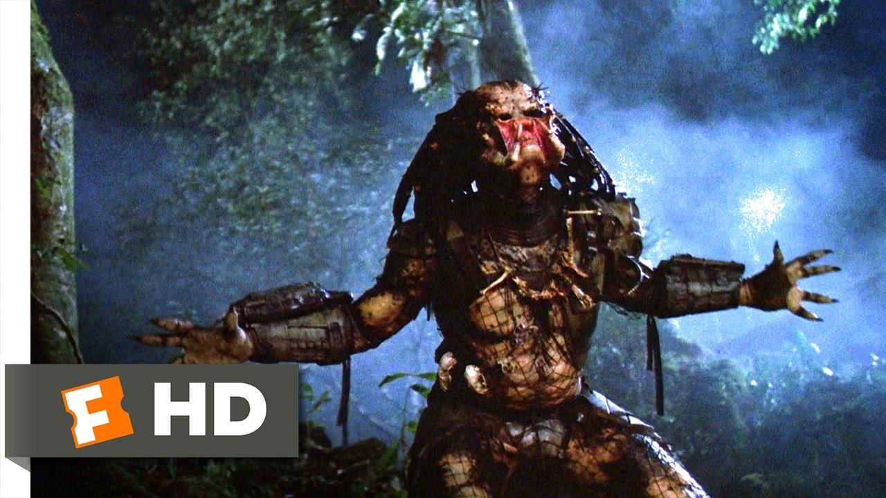 Dreads Girl Wallpaper Predator 1987 One Ugly Motherf Er Scene 4 5