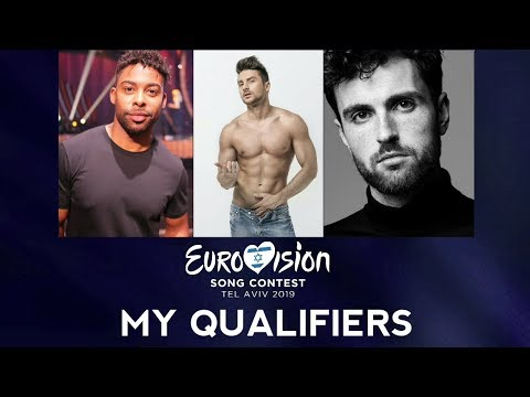 eurovision-2019-|-semi-final-2-|-my-qualifiers-(random-order)