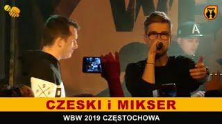 Jury na WBW 2019 Częstochowa  Mikser, Czeski (freestyle rap)